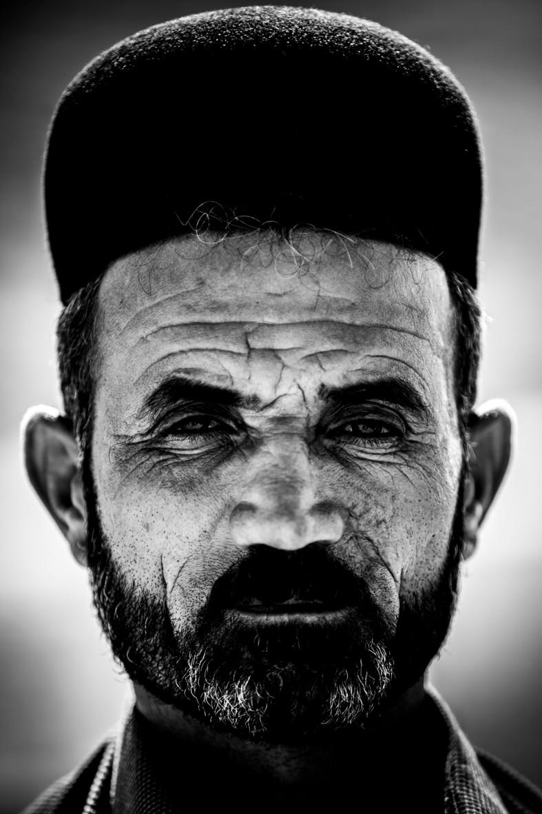 David Crookes   Bakhtiari   Nomadic   Iran   Portrait