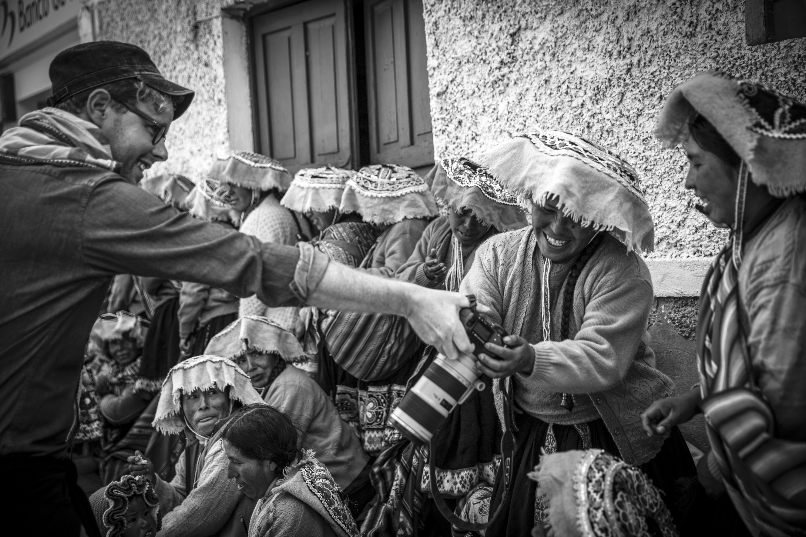 David Crookes | Peru