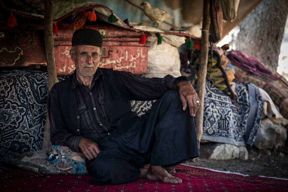David Crookes | Bakhtiari | Nomadic | Iran