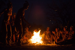 David Crookes | Botswana | Bushman