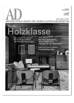 Architectural Digest | Cover