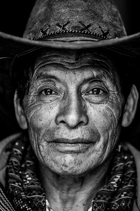Portrait from Guatemala