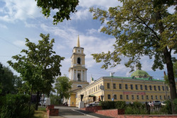 Здания кафедрального собора Спасо-пр