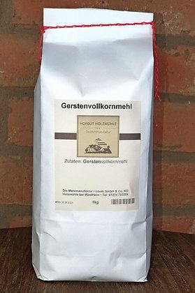 Gerstenvollkornmehl 1kg