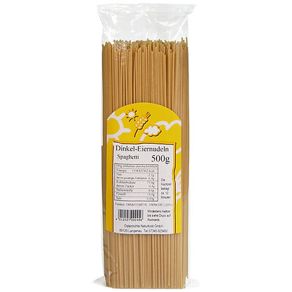 Dinkel Spaghetti 500g