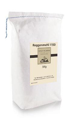 Roggenmehl Type 1150    5kg