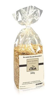 Apfel-Mandel Frühstücksbrei Bio 500g
