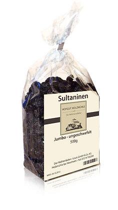 Sultaninen Jumbo 500g