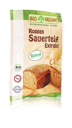 Roggen Sauerteig-Extrakt Bio 30g
