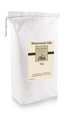 Weizenmehl Type 550  5kg