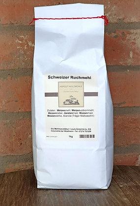 Original Schweizer Ruchmehl 1kg