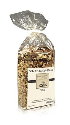 Schoko Kirsch Müsli 500g