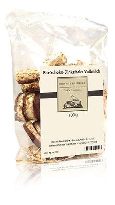Dinkeltaler Vollmilchschokolade Bio 100g