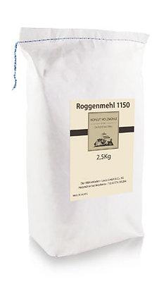 Roggenmehl Type 1150    2,5kg