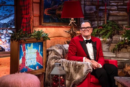 Alan Carr Christmas cracker