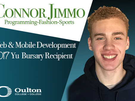 Oulton College: Connor J.