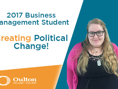 Oulton College: Angelina L.