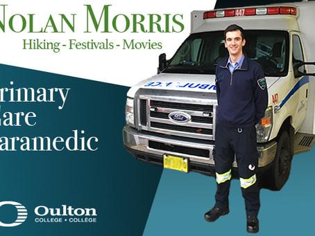 Oulton College: Nolan M.