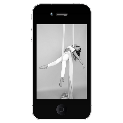 Aerial Physique TV offers an app. Take Aerial physiqe TV with yo anywhere