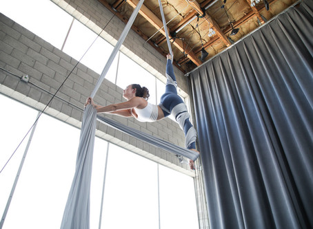 5 Mindset Tips for Returning to Your Aerial Studio