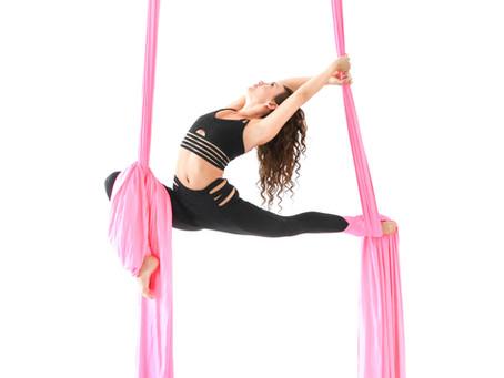 The Climb to Success on Silks