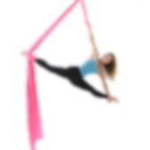 Lindsay Lindberg aerial silk instructor at Aerial Physiquein Los Angeles