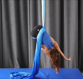 Aerial Physiqe TV Hip Key demo