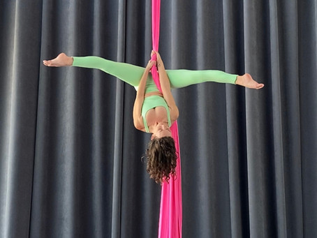 Technique Tip Tuesday - Inverting in the Air
