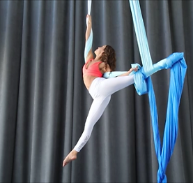 Aerial Physique TV Music Box demo