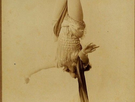The Fuzzy History of Aerial Silks