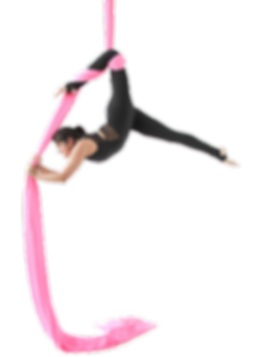 Nafeesa Islam aeril slk instructo at Aerial Physique in Los Angeles
