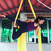 Poorva K offers review of aerial physique tv