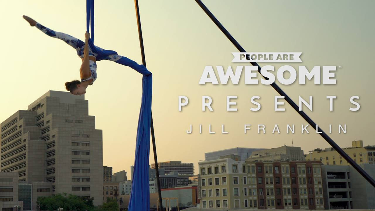 PAA Presents: Jill Franklin (Aerial Silks)