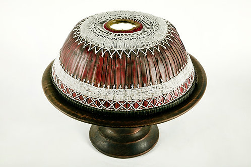 Dulang OfferingTazza & Cover
