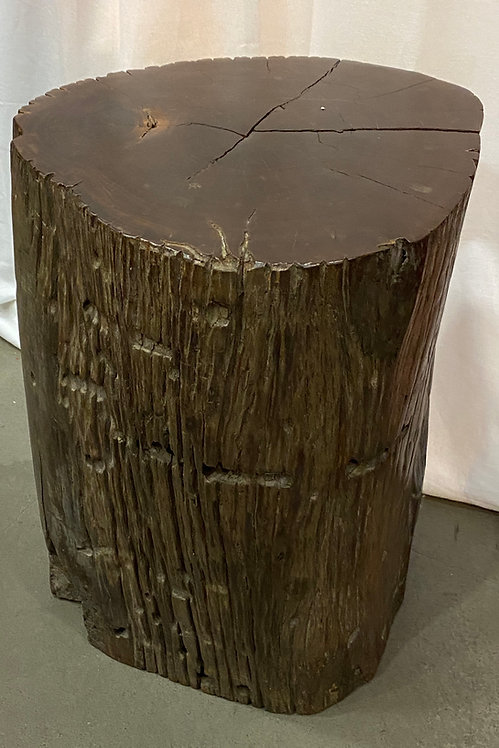 IRON WOOD OCCASIONAL TABLE