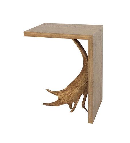 L'ANTLER SIDE TABLE