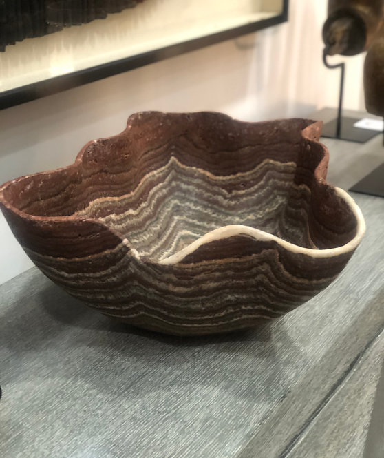HANDCARVED BOWL