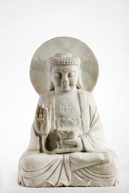 BURMESE BUDDHA HALO