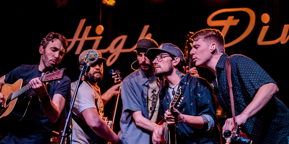 Live Music: The High Seagrass