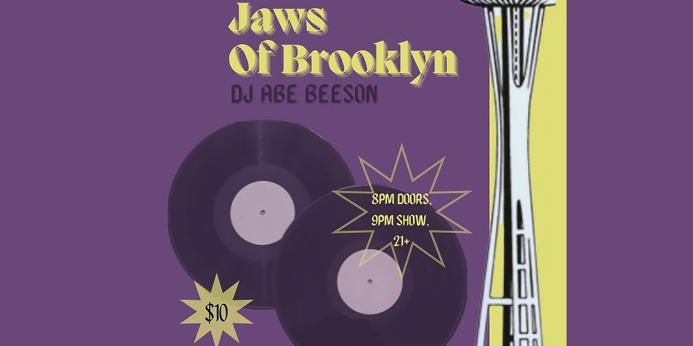 Live Music: Futurenot with Jaws of Brooklyn and DJ Abe Beeson