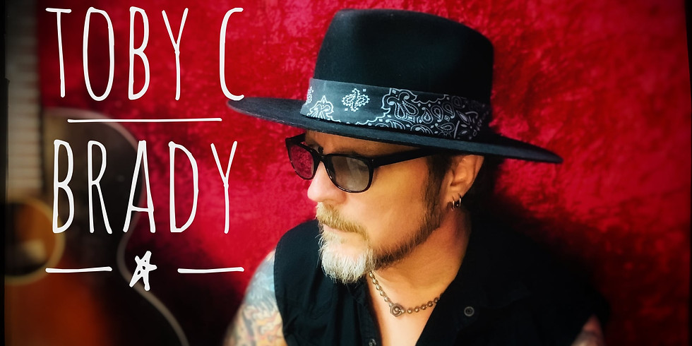 Live Music: Toby C Brady