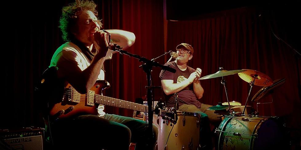 Live Music: Hillstomp