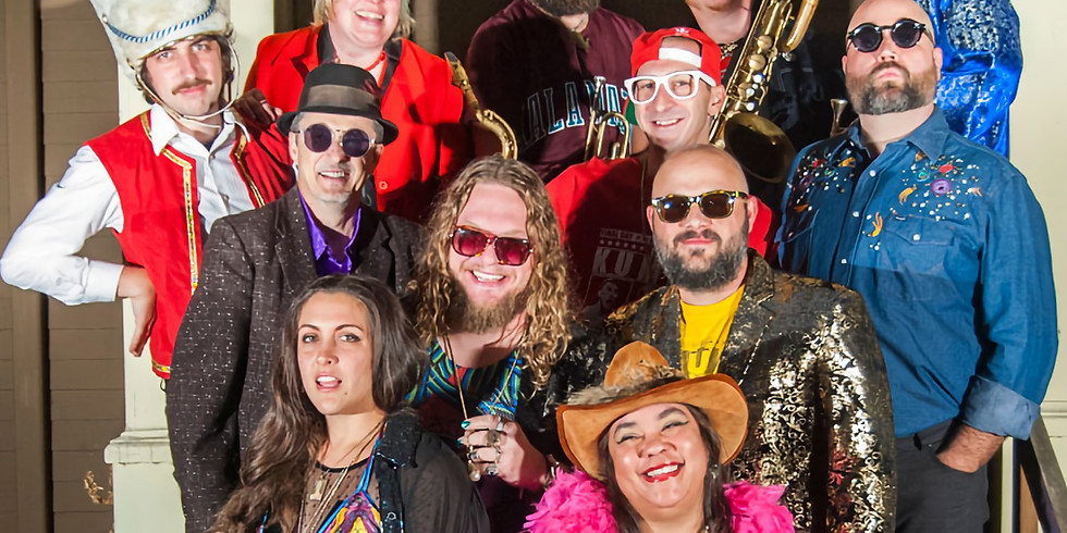 Live Music: An Evening with Eldridge Gravy and The Court Supreme
