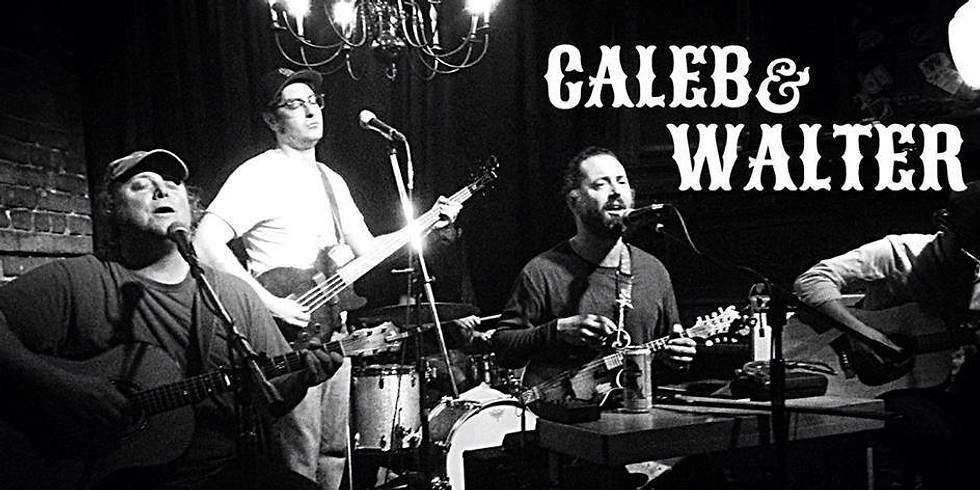 Live Music: Caleb and Walter