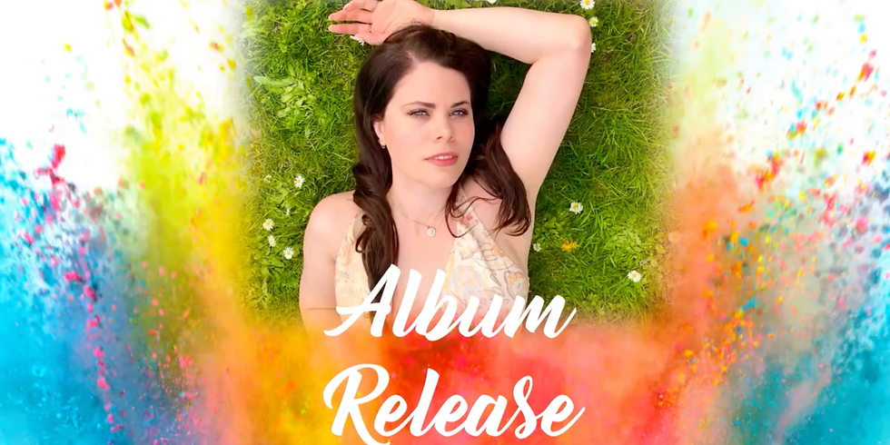 """Live Music: Heather Edgley """"Catch & Release"""" Album Release with Public Pool and Benjamin Burke"""