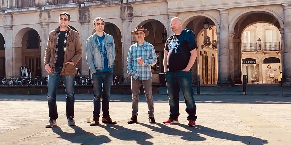 Live Music: Massy Ferguson with American Flats (Tickets available at the door at 8pm!)