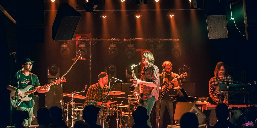 Live Music: An Evening with Unsinkable Heavies (Members of Polyrhythmics)
