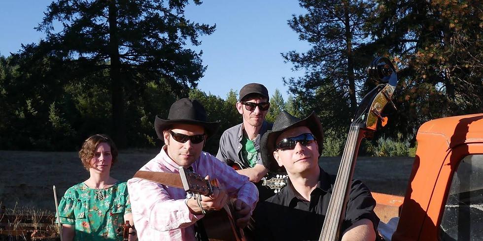 Live Music: James Bruce Bluegrass Band
