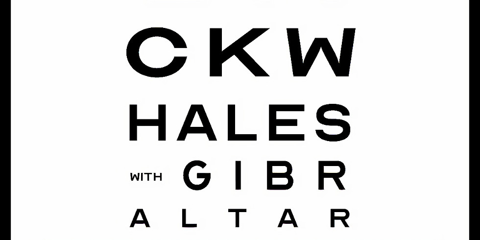 Live Music: Black Whales and Gibraltar