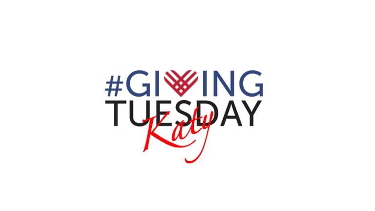 Giving Tuesday Katy